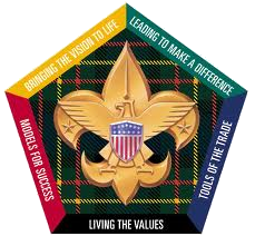 Wood Badge logo